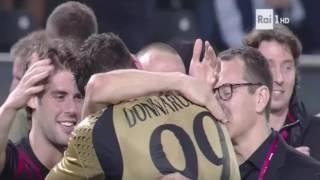 Juventus - Milan 1-1 (3-4 DCR) - FINALE SUPERCOPPA ITALIANA 2016 - TUTTI I RIGORI