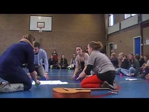 Cupsong studenten Menso Alting Zwolle
