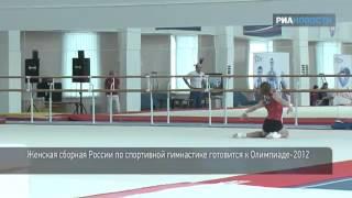 Гимнастки готовят прыжок в 2,5 винта