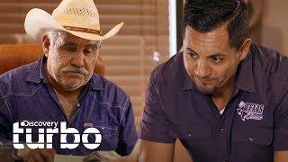 ¡Raúl Mendez pierde más de 10 mil dólares! | Texas Trocas | Discovery Turbo