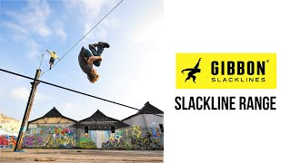 Gibbon Slacklines - Slackline Range