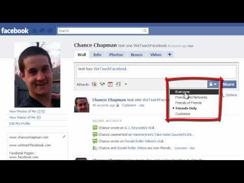 facebook bio examples