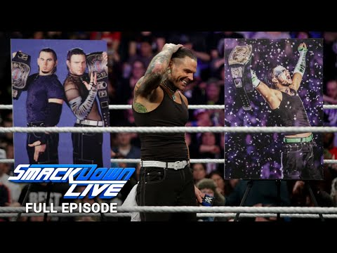 WWE SmackDown LIVE Full Episode, 27 November 2018