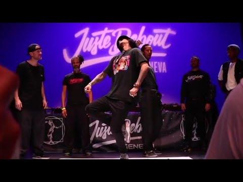 Les Twins | Larry's Full Judge Demo Juste Debout Geneva 2020