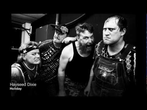 Клип Hayseed Dixie - Holiday