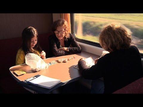 Satisfacción de los pasajeros por el servicio del nuevo tren Buenos Aires-Mar del Plata de YouTube · Duración:  2 minutos 13 segundos