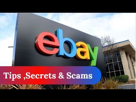 How To Get Your EBay Listing To The Top - EBay Algorithm Secrets And Scams