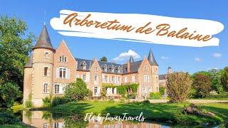 Allier Tourisme - L'arboretum de Balaine