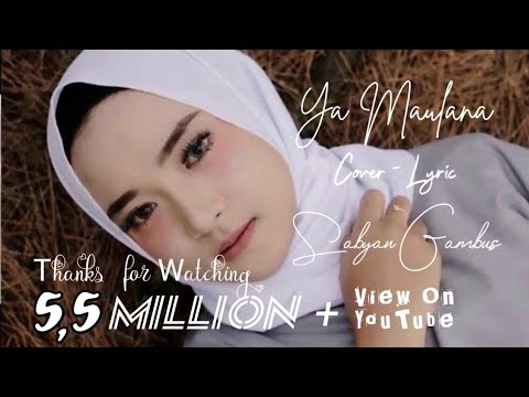 Ya Maulana - Sabyan Gambus | | Cover-Lyric video effect