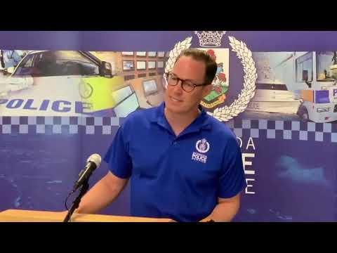 Police Confirm Suspect Arrested, September 26 2020