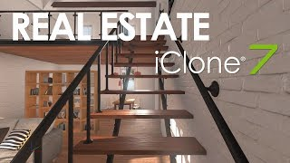 Iclone 7 For Real Estate: Creating A Photorealistic 3d Rendering  Cgi