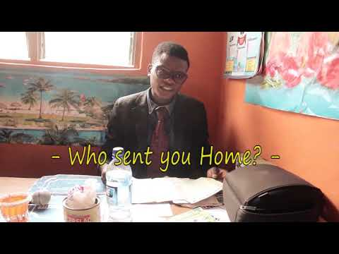 Video: Senator Young Jeph Comedy - -Who sent you home?-