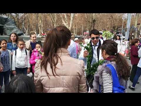 Ереван, 8 марта 2018