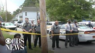 North Carolina sheriff's deputy fatally shoots Black man while serving warrant