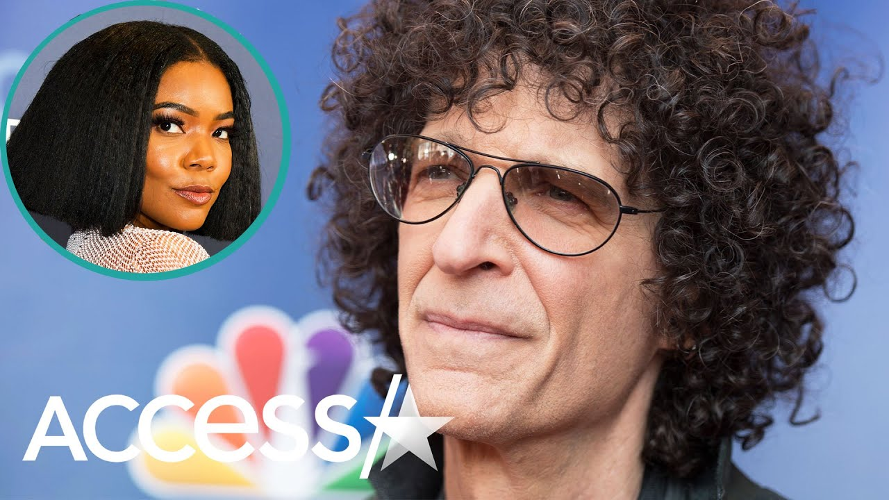 Howard Stern Calls 'America's Got Talent' The Ultimate 'Boys' Club' After Gabrielle Union's Exit