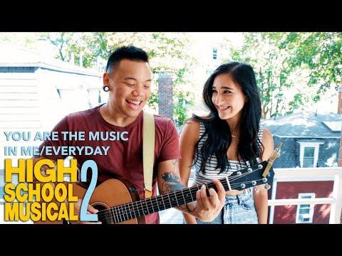 High School Musical 2 Medley ft. Krystina Alabado | AJ Rafael