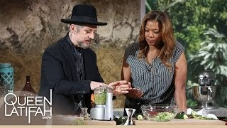 Boy George Shares His Favorite Vegetarian Recipes