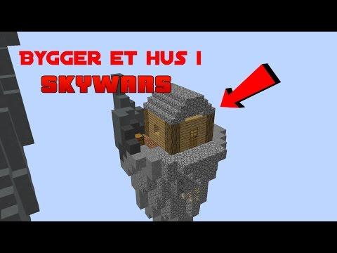 Bygger Et Hus I Skywars!