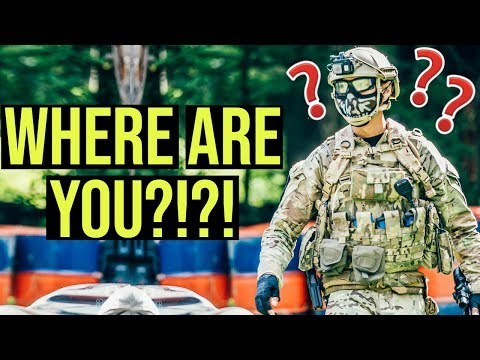Command, WHERE ARE YOU? | Desert Fox Airsoft Events: Citadel Assault (Elite Force Saber Carbine)
