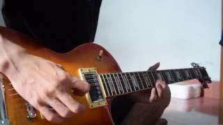 Chào cờ (Quốc ca Việt Nam) - Solo Guitar (improvisation) | Nguyễn Quang Huy