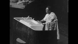 The Forces of Imperialism - Kwame Nkrumah's Greatest Speech