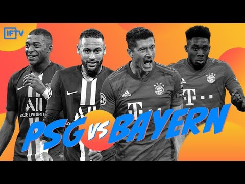 PSG VS BAYERN MUNICH CHAMPIONS LEAGUE LIVE STREAM WATCHALONG With Mike Labelle