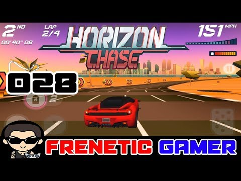 HORIZON CHASE Gameplay United Arab Emirates Dubai - All Coins 100%