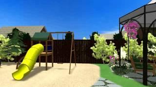 Ландшафтный дизайн приусадебного участка(, 2012-04-25T19:08:16.000Z)