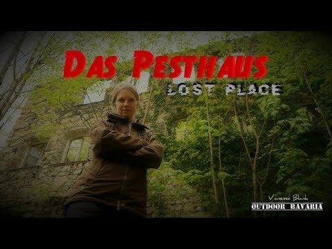 Lost Place - Das Pesthaus - Eine Gruselstätte tief in den Berg gebaut... Vanessa Blank - 4 K