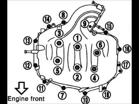 Vq35de Engine