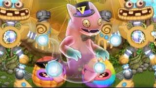My Singing Monsters - Chinese Exclusive Monster Variation Animations