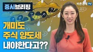 [증시브리핑] 개미도 주식 양도세 내야한다고??_한애솔…