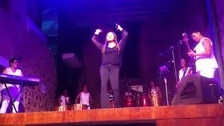 Marcia Short no Tambores Pelo Fim Da Violência