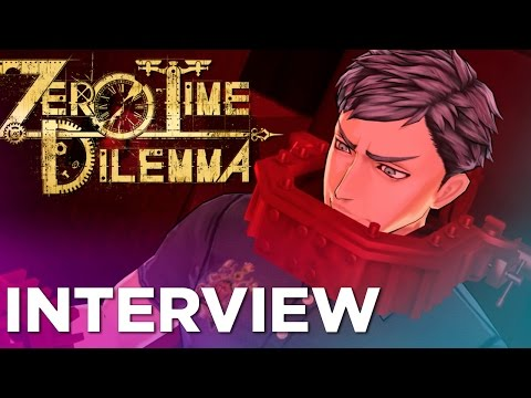 INTERVIEW: Zero Time Dilemma's Creator on Zero Escape's New Art Style, Adventure Games and More