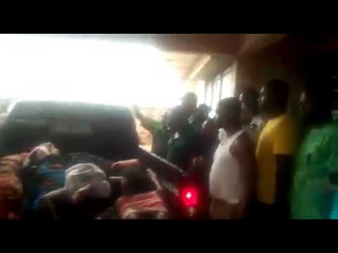 Many Killed At St Philips Catholic Church Ozu, Anambra State (Watch Video)
