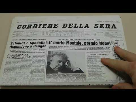 Storia e gloria del Corriere della Sera: Introvabile