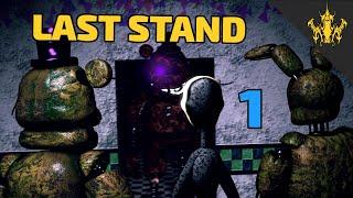 [SFM FNAF] Last Stand 1 | Bertbert