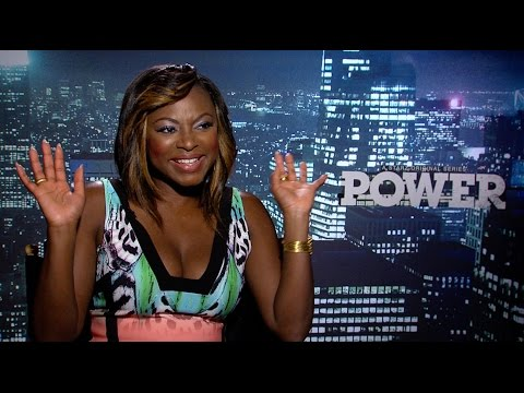 POWER Interview: Naturi Naughton Talks Tasha's Relationship with Sean, Holly and More