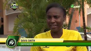 JAMAICA SENIOR REGGAE GIRLZ 2018