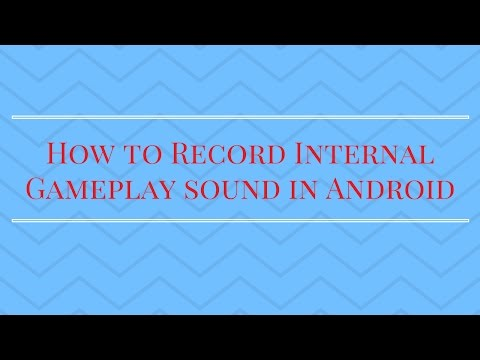 Any Android Apps that can record internal audio? - Android