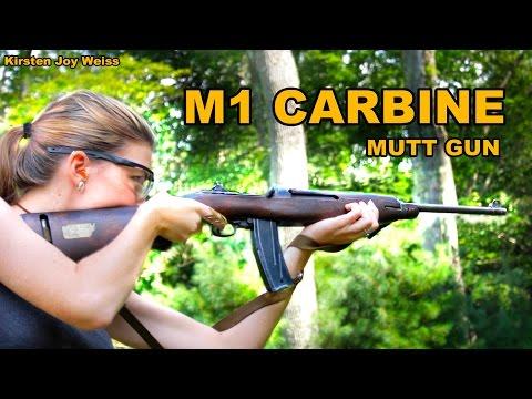 M1 Carbine - The Mutt Gun? - Trigger Happy Tuesdays ep. 7
