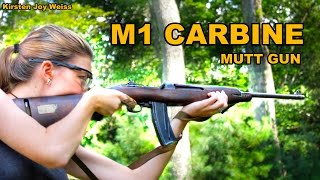 M1 Carbine - The Mutt Gun? - Trigger Happy Tuesdays ep. 7