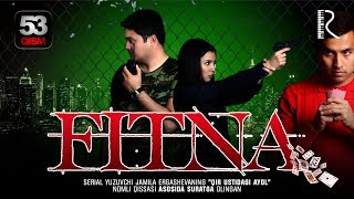 Fitna (o'zbek serial) | Фитна (узбек сериал) 53-qism