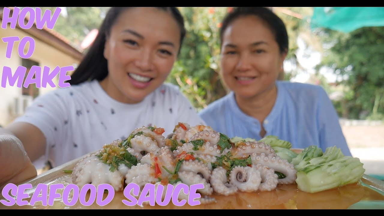How To Make Seafood Sauce Spicy Octopus With Seafood Sauce Lets Eat Sasvlogs Youtube See more ideas about asmr, eat, sas. how to make seafood sauce spicy octopus with seafood sauce lets eat sasvlogs