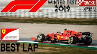 Formula 1 2019 | Ferrari FS90 two laps with Charles Leclerc | PURE SOUND FHD