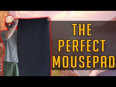 The Best Mousepad for Arm Aiming