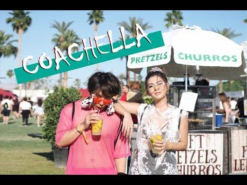 Travel With Anaz - COACHELLA 2017 VLOG