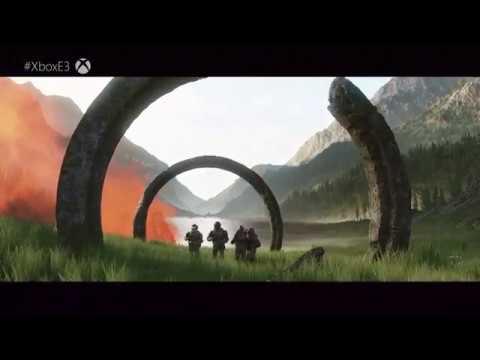 Мэддисон Кейк Факер | E3 Microsoft 2018 | 10.06.18