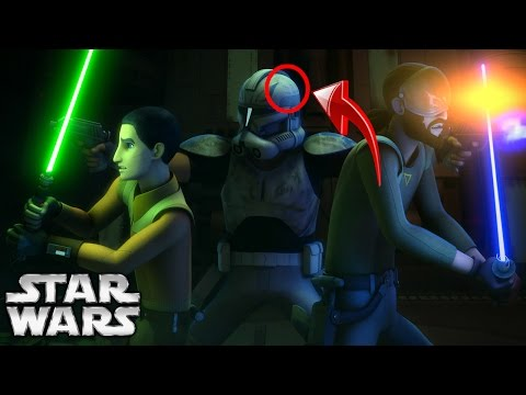 Rebels Temporada 3 Episodio 5 Análisis y Curiosidades - Star Wars Apolo1138