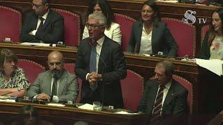 """Crisi governo, Morra a Salvini: """"Il rosario in Calabria è un messaggio in codice alla 'ndrangheta"""""""